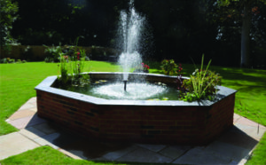 Water feature installations Johannesburg